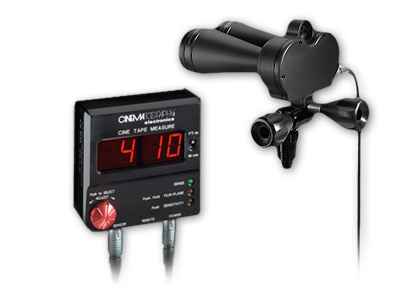 Cinematography Electronics Cine Tape Measure - Lemac