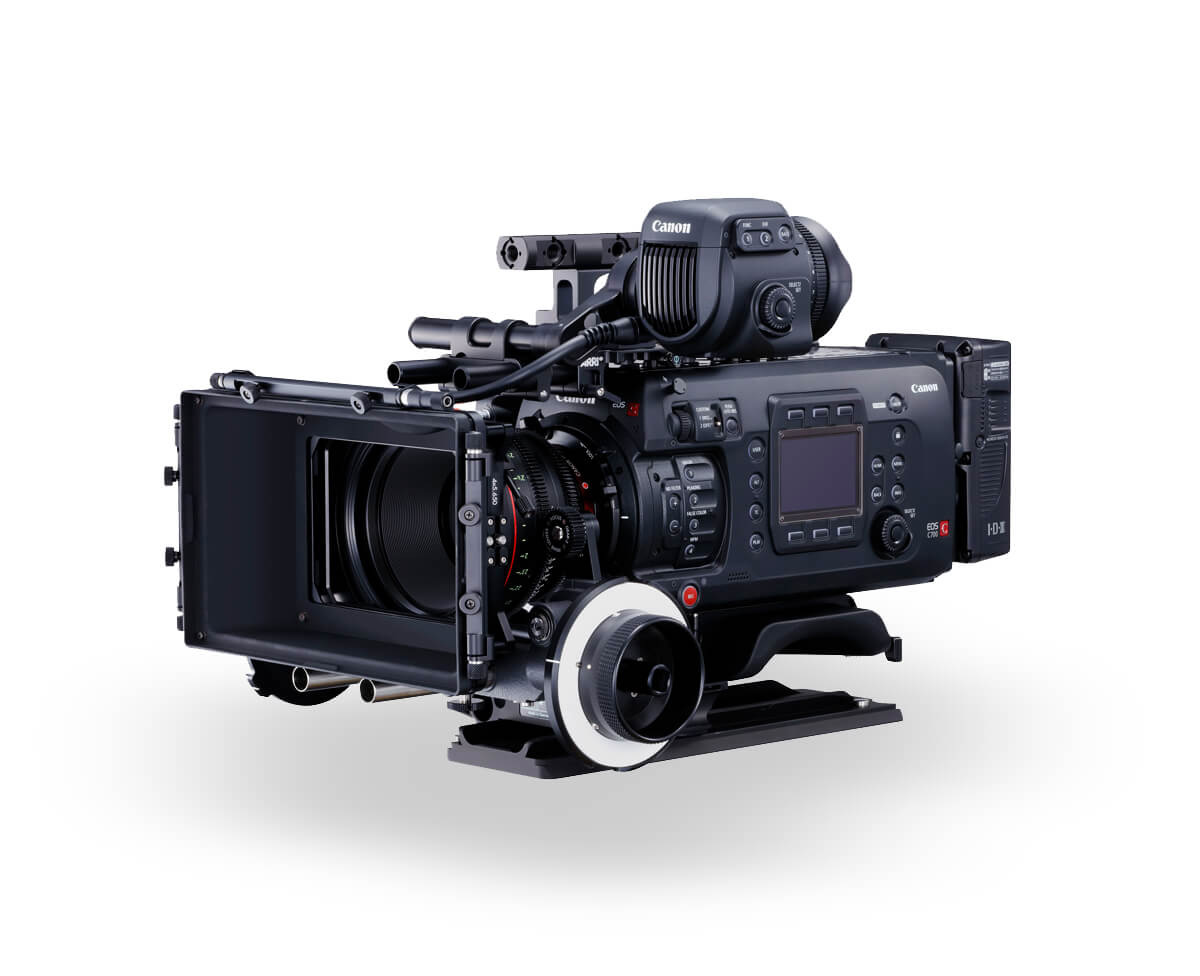 Canon Announces New Cinema Products - Including Full Frame C700