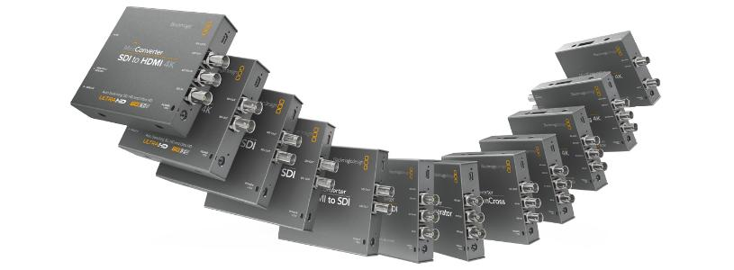 Blackmagic Mini Converter Sdi Multiplex 4k Lemac