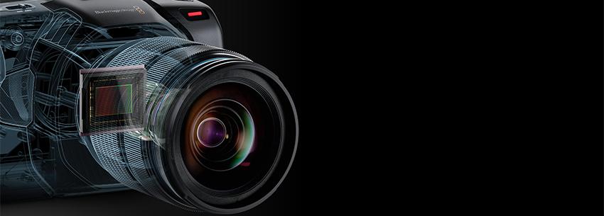 Blackmagic Pocket Cinema Camera 4K - Pre-Order Deposit - Lemac