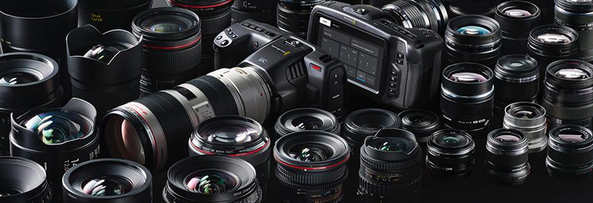 Blackmagic Pocket Cinema Camera 6K - Pre-Order Deposit