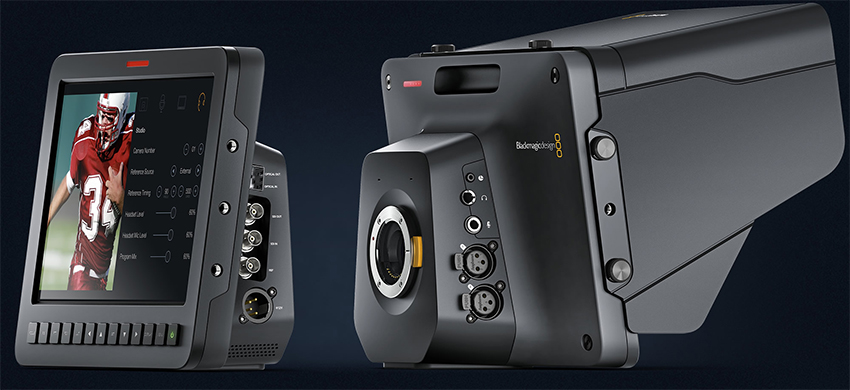 Blackmagic Studio Camera 2 - Lemac
