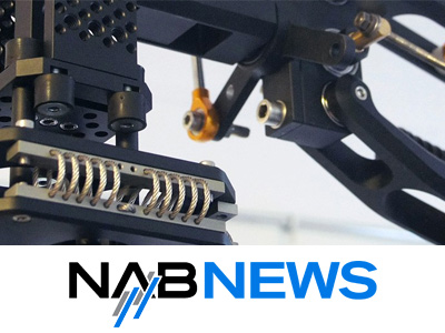 NAB 2016 - Flowcine announces Black Arm 3-Axis Dampening System