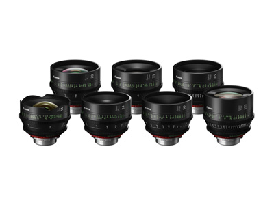 NAB 2019 - Canon launches Sumire Prime series with seven new PL-mount cinema prime lenses