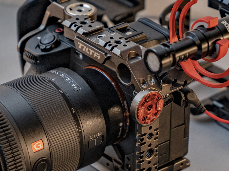 Introducing the Tilta Camera Rig for Sony A7sIII