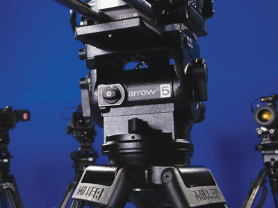 Miller's ArrowX tripods storm into the market