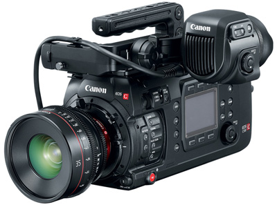 Canon Launches New Flagship 4K EOS C700