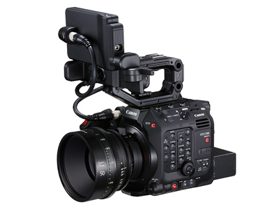 Canon announces EOS C500 Mark II Digital Cinema Camera with 5.9K Sensor
