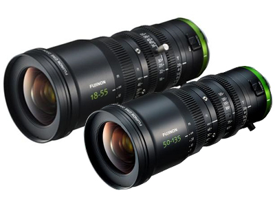 Fujifilm Launches New MK Series of Lenses