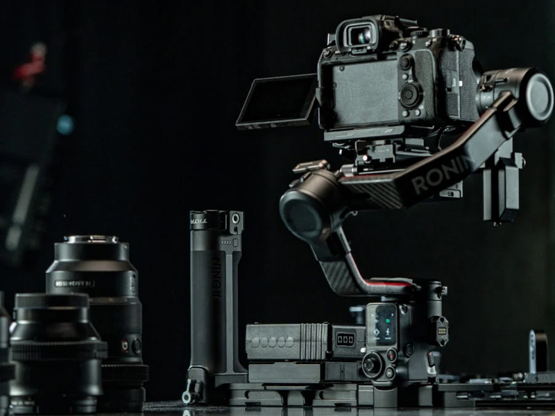 Introducing the Tilta Ecosystem for DJI RS 2
