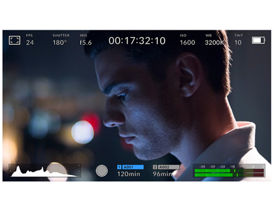 Blackmagic Announces Public Beta of New Operating System and User Interface for URSA Mini