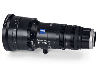 Zeiss Launches Lightweight 21-100mm zoom lens